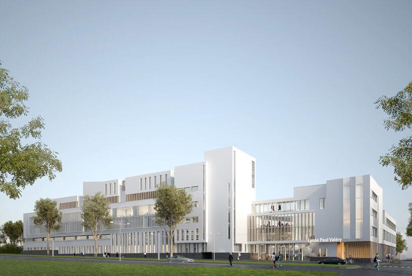 Lycée Paul Valery
